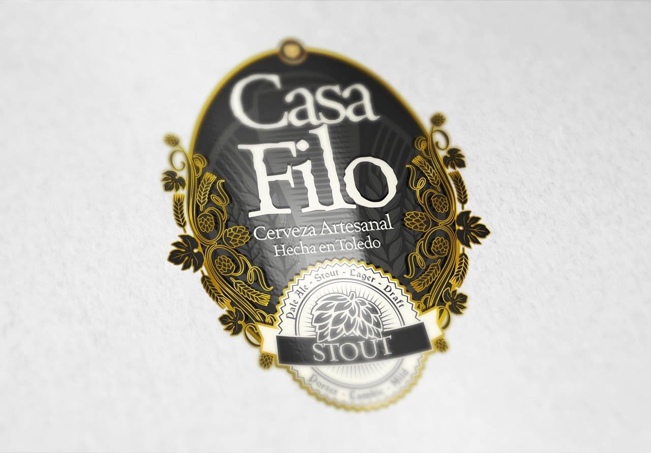 Cerveza Artesana Casa Filo